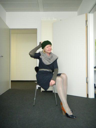 Meike Winnemuth - im kleinen Blauen ganz französisch