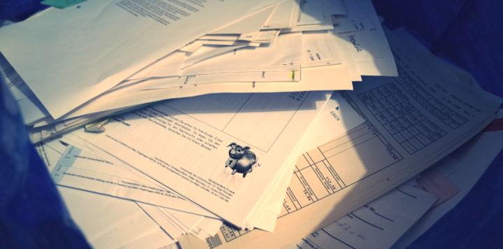 2 Private Papiere In 7 Schritten Sinnvoll Ordnung Schaffen Und