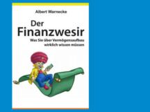 Buch von Albert Warnecke, Der Finanzwesir