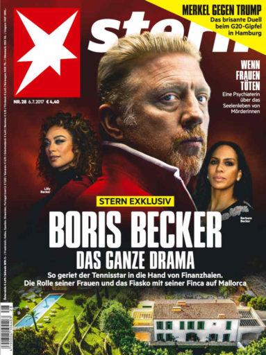 Boris Becker - er hatte die finanzielle Unabhängigkeit, jetzt muss er vor das Insolvenzgericht