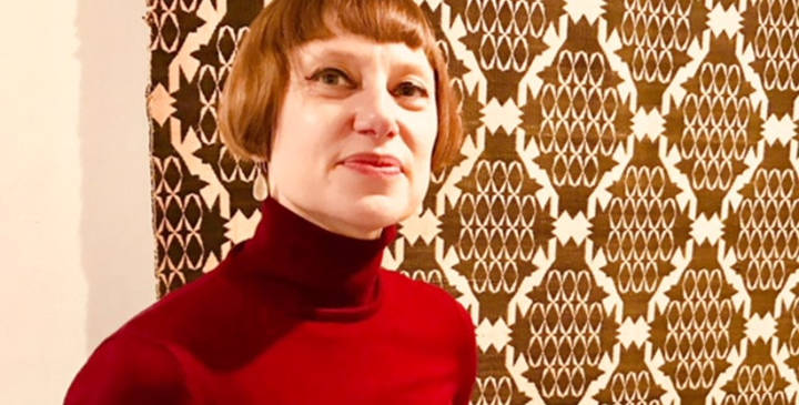 Silke Tobeler weiß, was zu beachten ist beim Kunst kaufen und sammeln.
