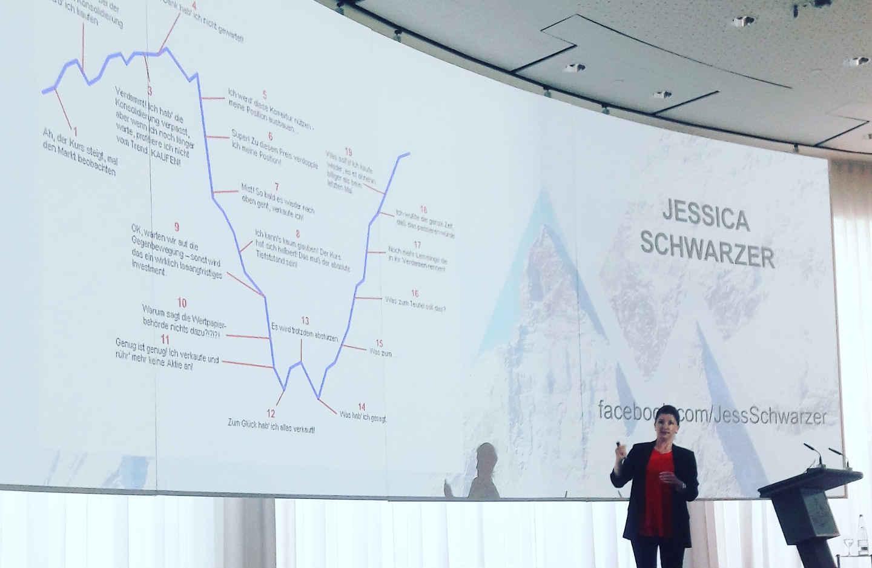 Von Finanzielle Freiheit bis Gefühlschaos - der Kapital-Gipfel ist spannend und lehrreich