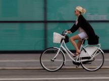 Fahrrad statt Auto - Freude tanken und Geld sparen