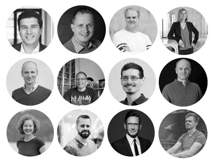FinCamp - das sind die Referentinnen und Referenten