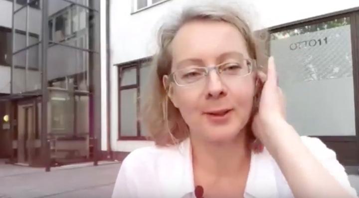 Kapitalgipfel in München - live mit der Geldfrau