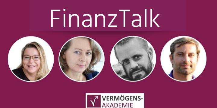 Erfahren Sie, was zählt beim Geld. Der FinanzTalk!