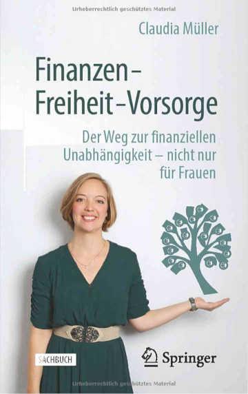 Bücher für Frauen - dieses Finanzbuch für Frauen ist sachlich im besten Wortsinn.