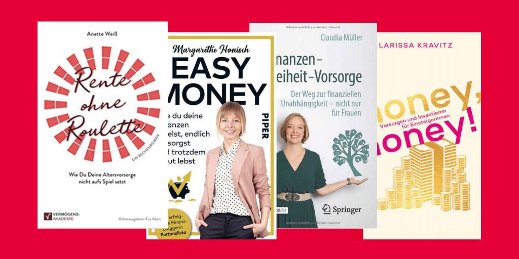 Finanzbücher für Frauen von Frauen