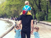 Arbeitsaufteilung in der Familie einmal anders - besser? Mann wird Hausmann, Frau ist Alleinverdienerin